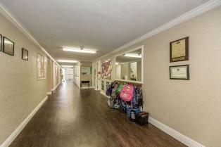 The-Christian-Academy-At-Bradenton,-Main-Hallway