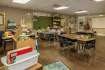 The-Christian-Academy-At-Bradenton,-Younger-Students-in-Class